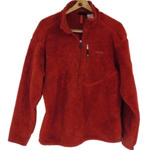Patagonia R Series High Pile Fleece Quarter Zip L